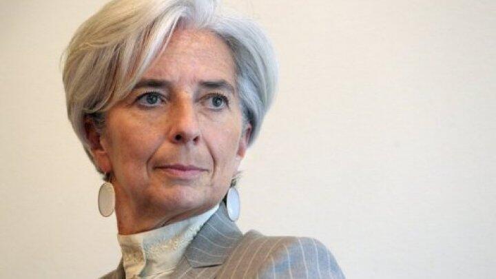 La directrice du FMI Christine Lagarde.