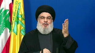 Hezbollah chief Hassan Nasrallah on Tuesday said he backed a French initiative for political support but urged a major change in its tone