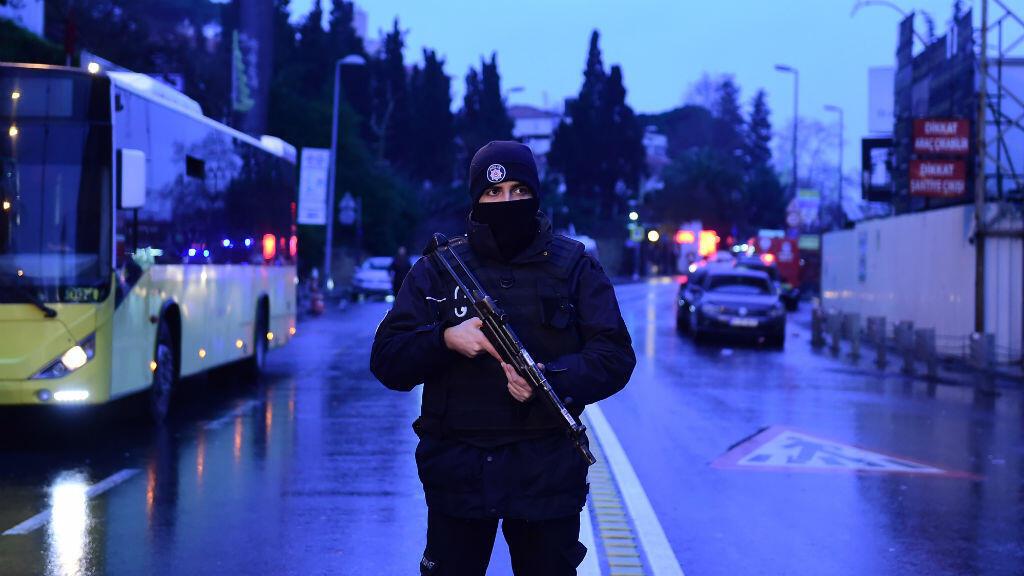 شرطة إسطنبول رفضت التعليق على واقعة إطلاق النار