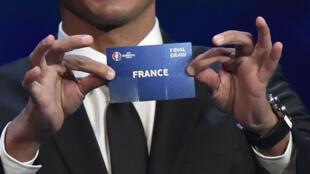 Les Bleus de Didier Deschamps ont hérité d'un tirage plutôt favorable pour l'Euro-2016.