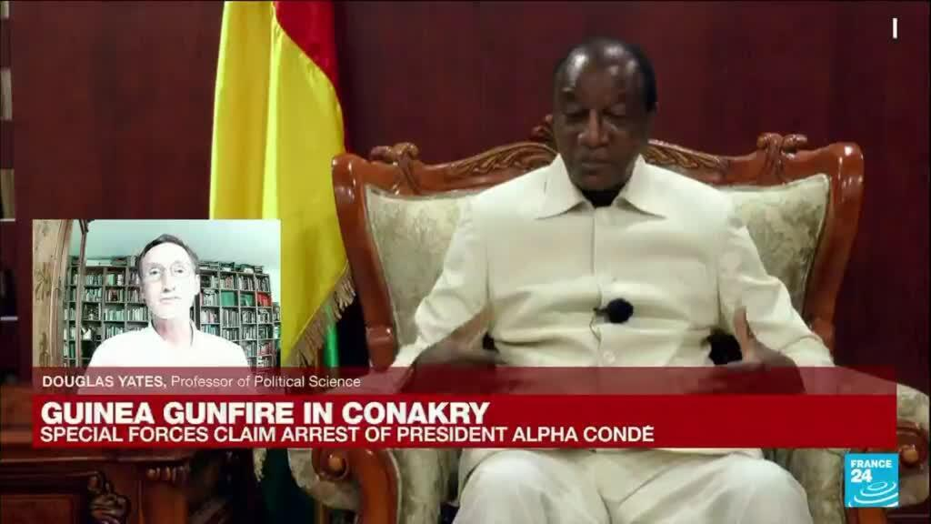 , Guinean army arrests President Condé, dissolves constitution and imposes curfew, The World Live Breaking News Coverage & Updates IN ENGLISH