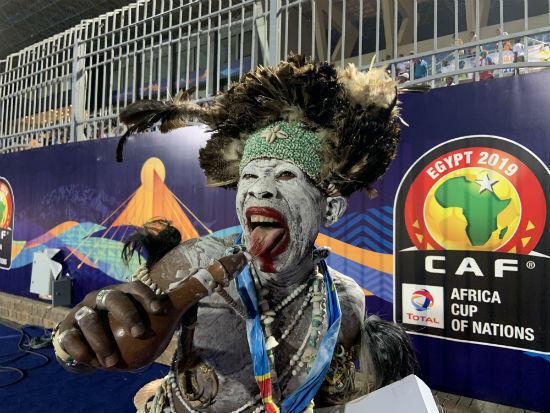 الكونغو.. تشجيع حماسي حتى النهاية