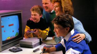 Une superbe publicité Nintendo de 1989.