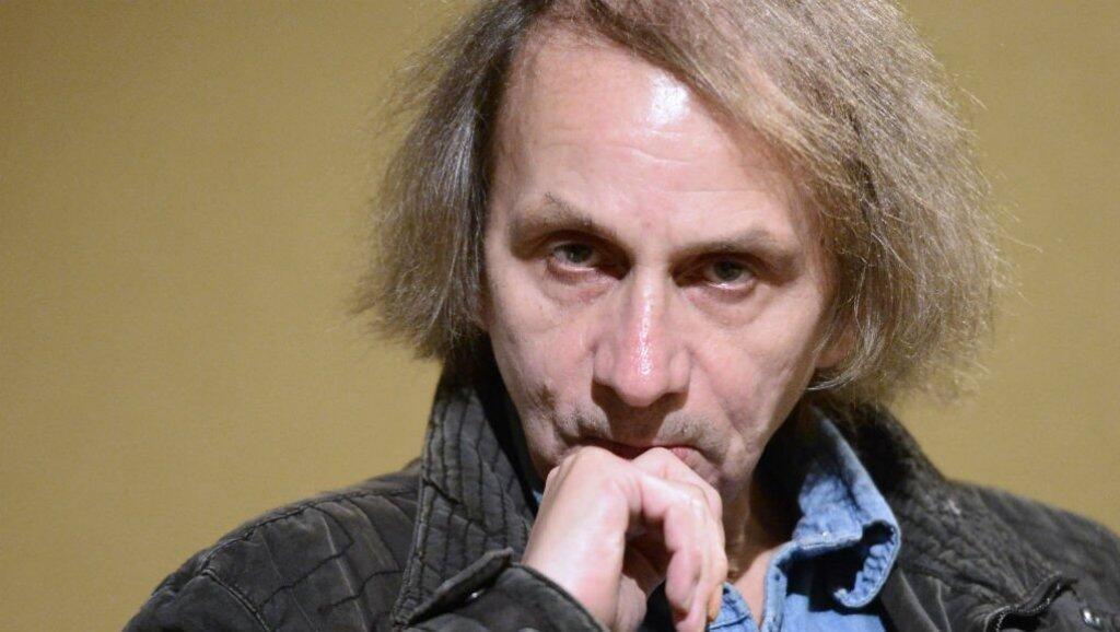 El escritor francés Michell Houellebecq