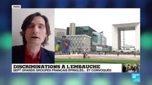 2020-06-19 12:09 Discriminations à l'embauche : sept grands groupes français épinglés et convoqués