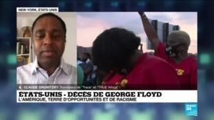 2020-06-09 14:50 Mort de George Floyd : l'Amérique, terre d'opportunités et de racisme