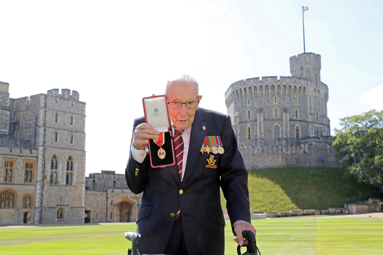Sir Tom Moore