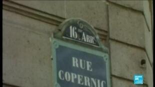 2021-01-28 12:13 Attentat de la rue Copernic à Paris : le suspect renvoyé aux assises 40 ans après