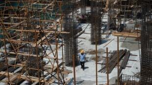 Les investissements immobiliers expliquent en partie le taux de croissance chinois en 2016.