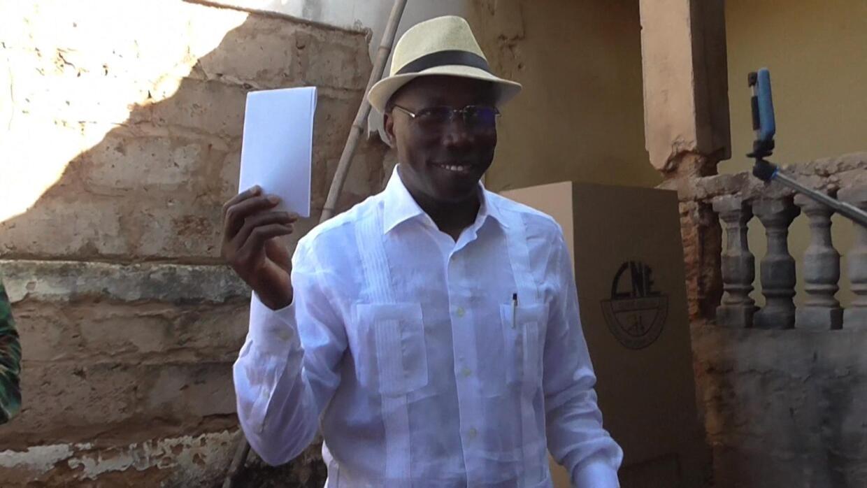 Journal de l'Afrique - Guinée-Bissau : Domingos Simões Pereira, candidat du PAIGC s'exprime sur France 24