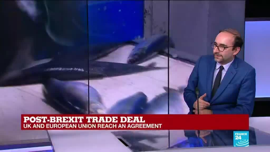 2020-12-24 17:10 Breakthrough: UK and EU reach post-Brexit trade agreement