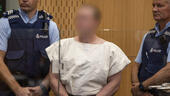 مرتكب مجزرة مسجدي نيوزيلندا يقرّ بذنبه بكلّ التّهم الموجّهة إليه (الشرطة)