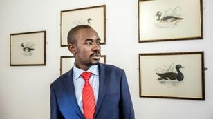Nelson Chamisa scored 44.3 percent in Zimbabwe's presidential election