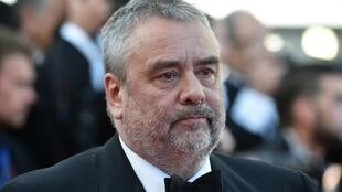 "(FILES) In this file photo taken on May 20, 2016 French director Luc Besson poses before the screening of the film ""The Last Face"" at the 69th Cannes Film Festival in Cannes, France; Besson, accused of rape by Belgian-Dutch actress Sand Van Roy, was placed under the status of an assisted witness"