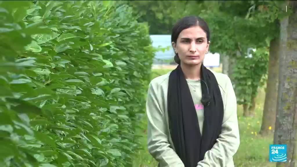 2021-09-01 13:04 Une exilée afghane arrivée en France témoigne