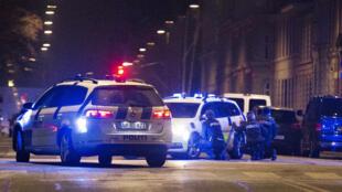 Selon la police danoise, rien n'indique que l'auteur des deux fusillades aurait été aidé par des complices.