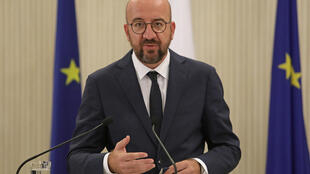 European Council chief Charles Michel visits Cyprus ahead of an emergency meeting of EU leaders next week that will consider possible sanctions against Turkey over its actions in the eastern Mediterranean