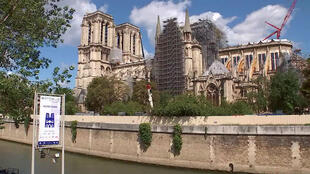 buidling site at notre Dame-m