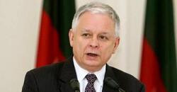 À lire également sur le décès de Lech Kaczynski, le président de la Pologne
