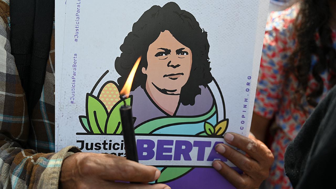 JUSTICIA BERTA CÁCERES