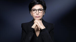 Les Républicains candidate for the 2020 Paris mayoral election Rachida Dati poses during a photo session in the French capital on November 25, 2019.