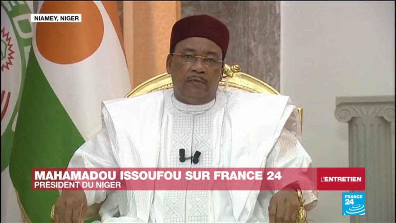 """L'Entretien - Exclusif - Mahamadou Issoufou : """"Oui, le virus peut tuer des millions de personnes en Afrique"""""""