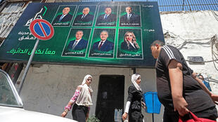 Syrians prepare to go to the polls to elect a new parliament as the Damascus government grapples with international sanctions and a crumbling economy