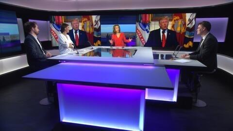 France 24 informe : États-Unis : Donald Trump, miracle ou mirage économique ?