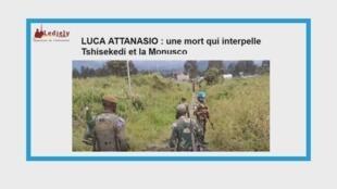 Assassinat de l'ambassadeur italien en RDC