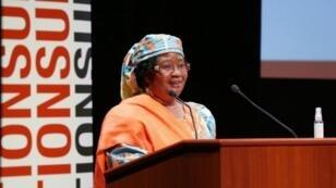 رئيسة ملاوي السابقة جويس باندا