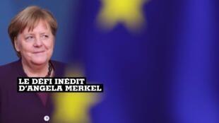 L'Allemagne prend la présidence de l'UE pour 6 mois