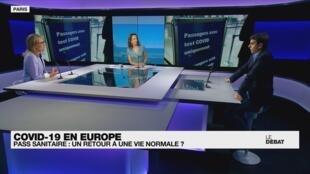 Le Débat de France 24 - mardi 8 juin 2021