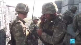 2020-09-28 14:01 Nagorny Karabakh conflict: Dozens killed as Armenia-Azerbaijan fighting enters second day
