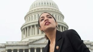 Alexandria Ocasio-Cortez is the youngest member of Congress, a Democratic Socialist, and a master of social media