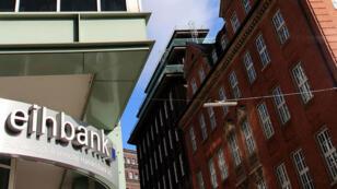 Le siège de la banque EIHB, dans le viseur des autorités américaines, est à Hambourg en Allemagne.