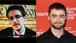 Daniel Radcliffe va jouer dans une pièce de théâtre inspirée de la vie d'Edward Snowden.