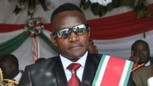 الجنرال أدولف نشيميريمانا أحد أقرب مساعدي الرئيس البوروندي بيار نكورونزيزا