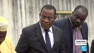 Le troisième reportage de notre série de portraits des candidats à l'élection présidentielle ivoirienne est consacrée à Pascal Affi N'Guessan.