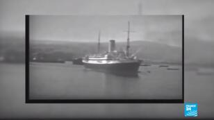 En el barco llegaron intelectuales, pintores y escultores premiados, también historiadores y profesores.