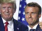 Donald Trump et Emmanuel Macron, l'histoire de deux meilleurs ennemis