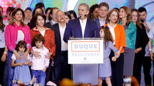 Iván Duque, presidente electo de Colombia ha generado expectativas en torno a las relaciones con Venezuela por su duro discuros. Junio 17 de 2018.