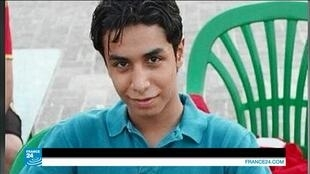 الشاب السعودي علي النمر المحكوم بالإعدام