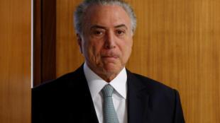 Presidente Michel Temer / Archivo