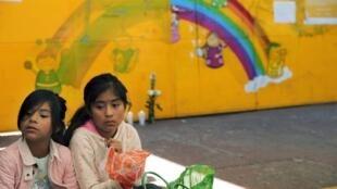 En llamado pin parental mexicano pretende que sean los padres los que decidan que contenidos académicos pueden recibir sus hijos en materias como la educación sexual o igualdad de género. Imagen de archivo del 17 de febrero de 2020.