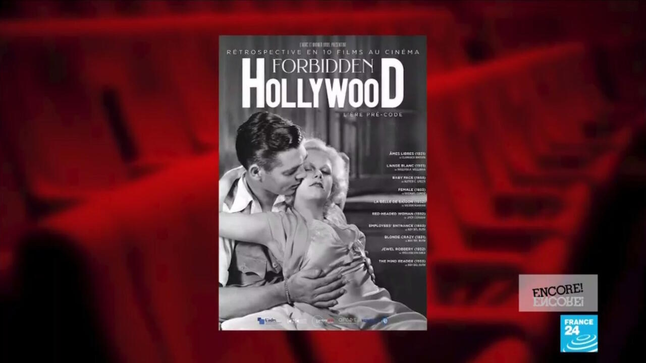 Encore! - Film Show: Forbidden Hollywood shows the movies made before censors arrived