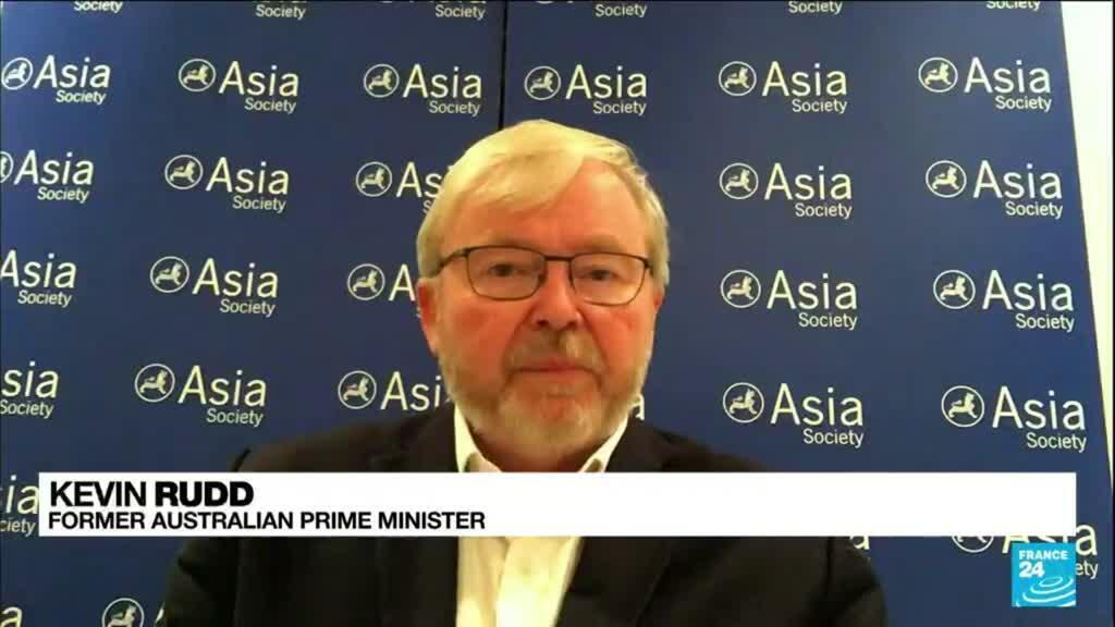 2021-09-23 12:03 AUKUS - France crisis: Former Australian PM slams handling of situation