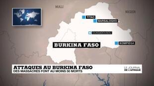 Nouvelles attaques au Burkina Faso