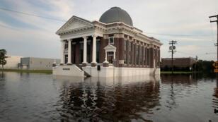 Le coût pour l'économie américaine de l'ouragan Harvey pourrait dépasser celui de l'ouragan Katrina