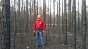 El pasado verano, el bosque siberiano se quemó y Rusia tomó conciencia de las consecuencias del cambio climático...