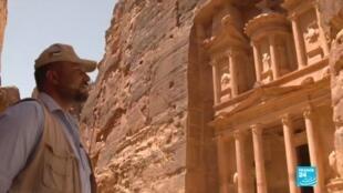 2020-06-15 08:11 Petra, cité fantôme : le tourisme jordanien frappé de plein fouet par la pandémie de Covid-19
